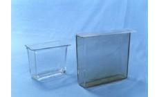 Камера литая хроматографическая под пластины 10*10 см