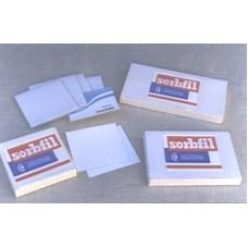Пластины на полимерной основе SORBFIL ПТСХ-П-В-УФ, 10*10 см