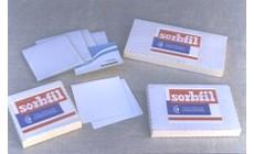Пластины на алюминиевой основе SORBFIL ПТСХ-АФ-А, 10*10