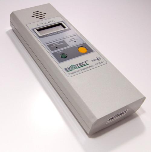 Дозиметр радиации РКС 01 Стора