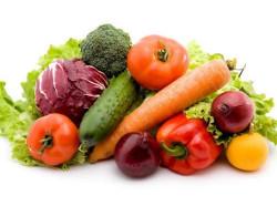 Перечень проверяемых овощей прибором GreenTest